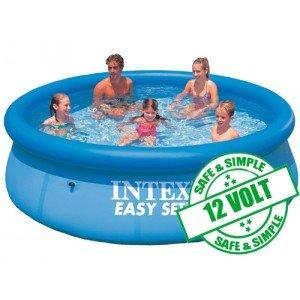 intex piscines hors sol intex piscine intex easy set en. Black Bedroom Furniture Sets. Home Design Ideas